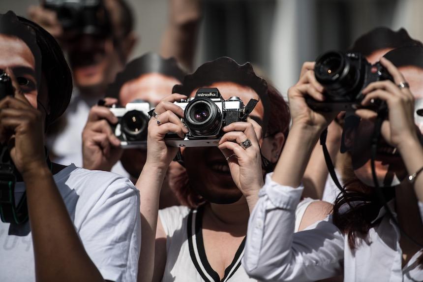 Periodistas - Máscaras