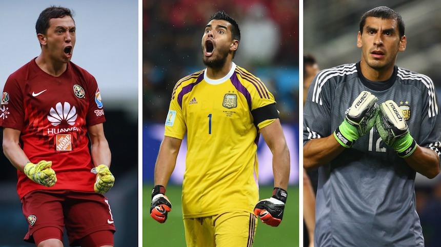 ¿Quién debe ser el portero titular de Argentina en Rusia… si llegan?