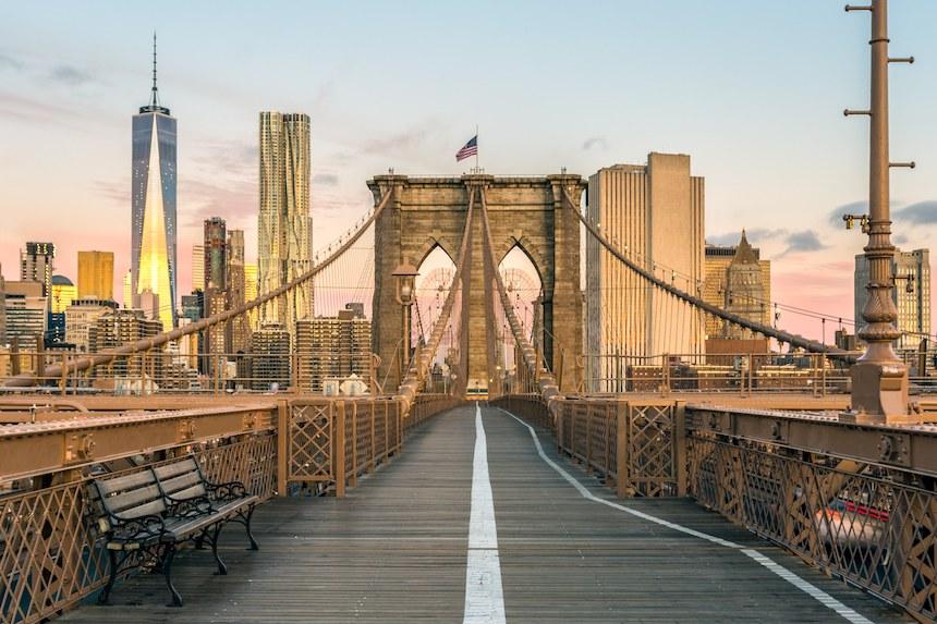 Los puentes más bellos - Brooklyn