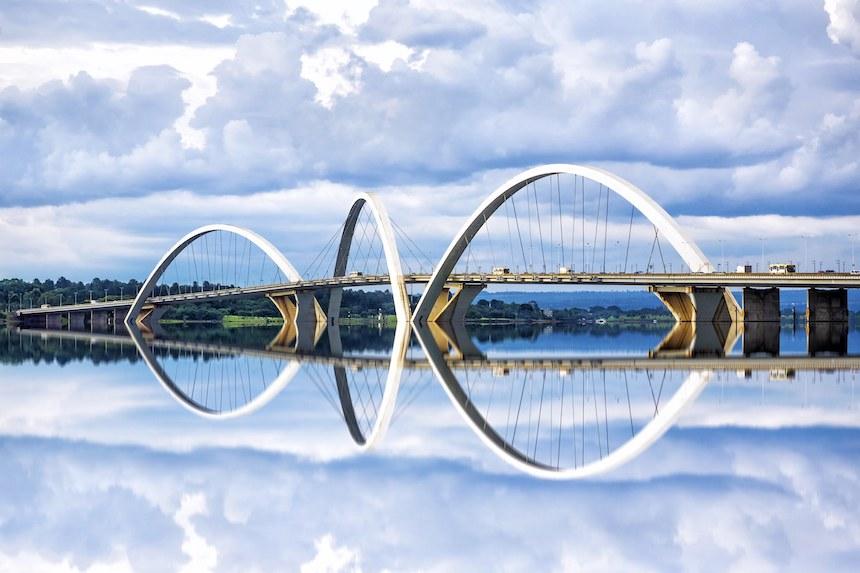 Los puentes más bellos - Juscelino