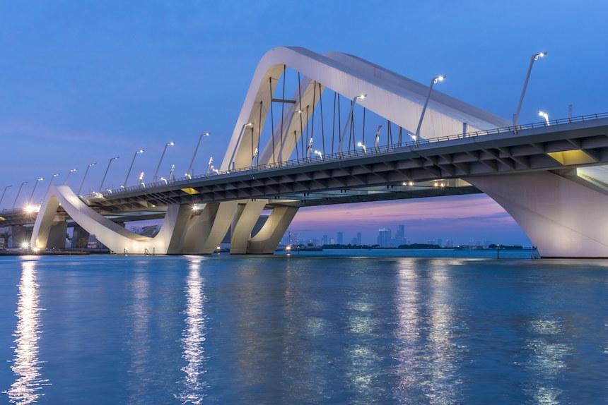 Los puentes más bellos - Zayed