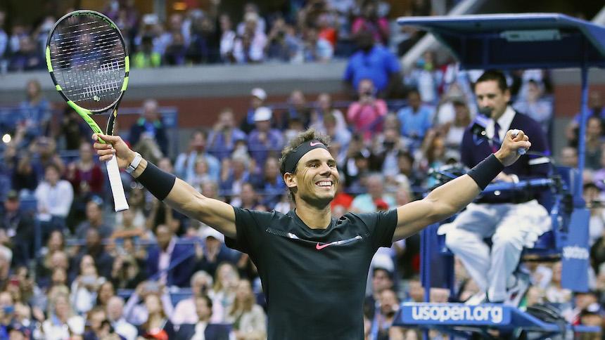 ¡Está de regreso! Rafael Nadal se lleva el US Open