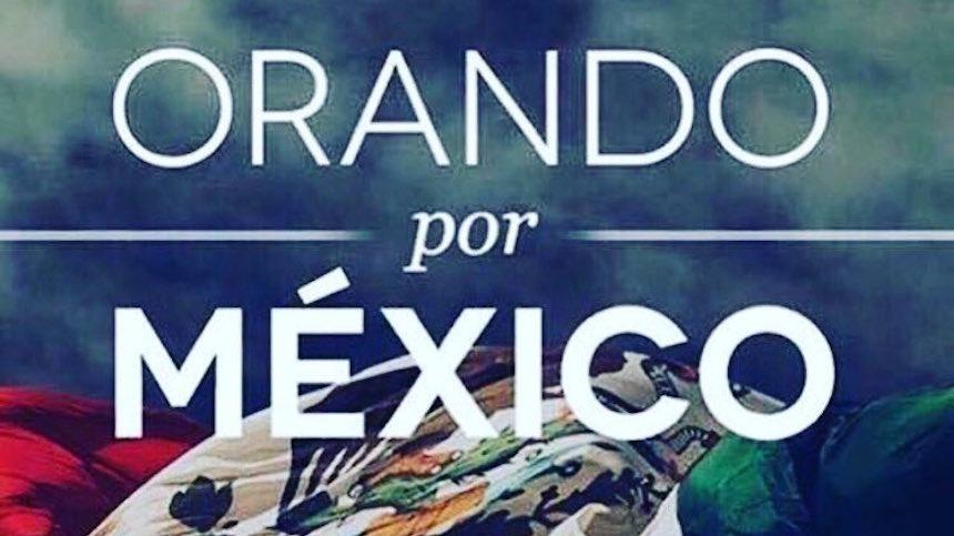 Así ha reaccionado el mundo del deporte tras el sismo en México
