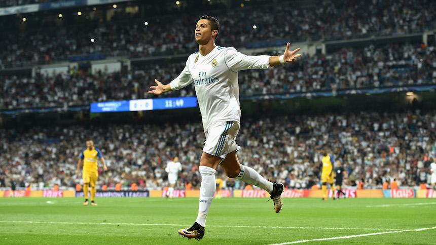 Checa todos los goles del Real Madrid ante el APOEL y los resultados en la Champions