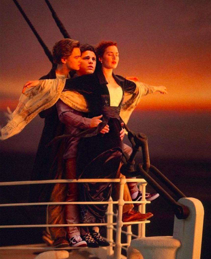 Robert Van impe - Titanic