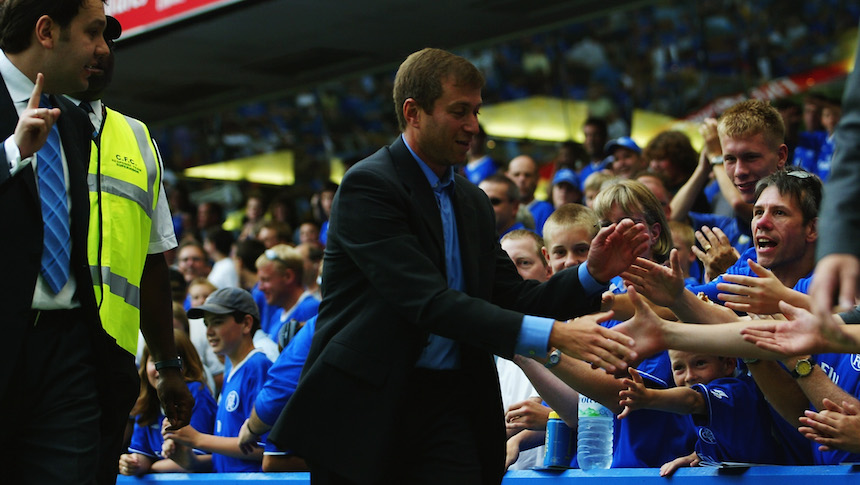 Premier Throwback Thursday: La llegada de Abramovich al Chelsea