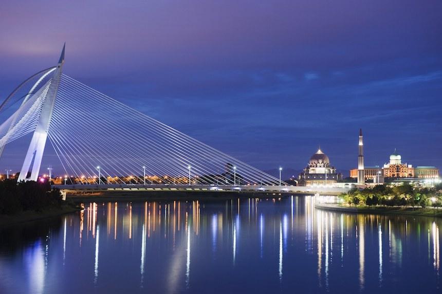 Los puentes más bellos - Seri Wawasan