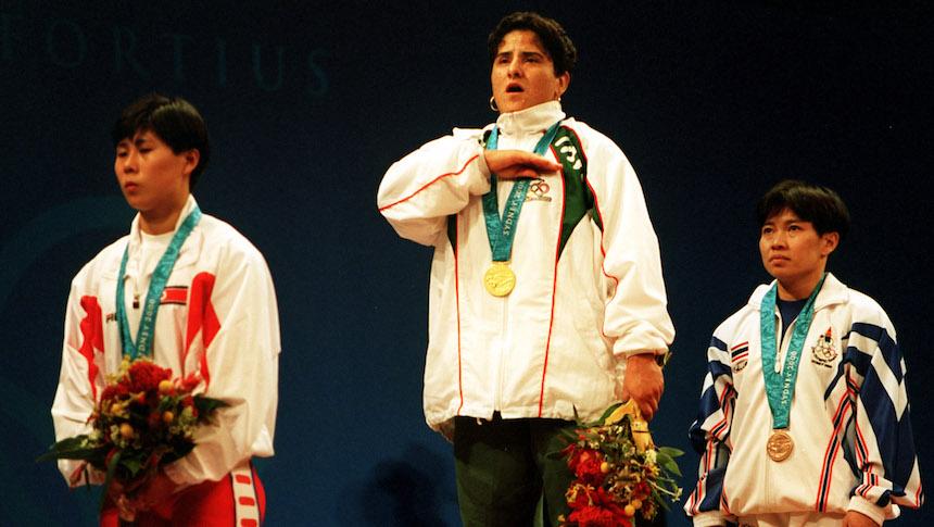 Los Juegos Olímpicos recuerdan el oro de Soraya Jiménez