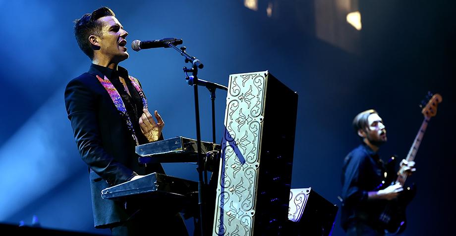 The Killers citan pasajes de la Biblia durante presentación en vivo