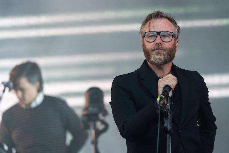 The National celebra su nuevo disco con un documental en realidad virtual