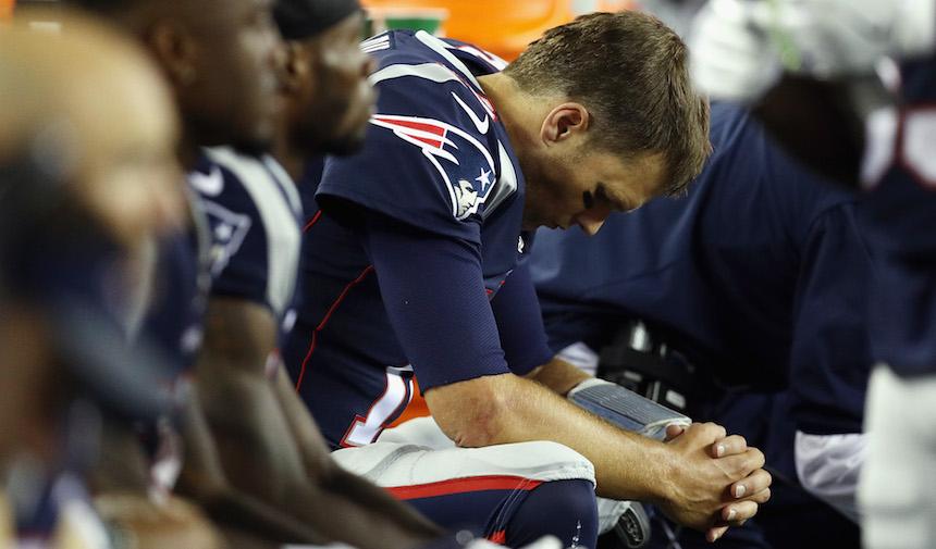 ¿Y el 16-0? Esto nos dejó la derrota de los Patriots
