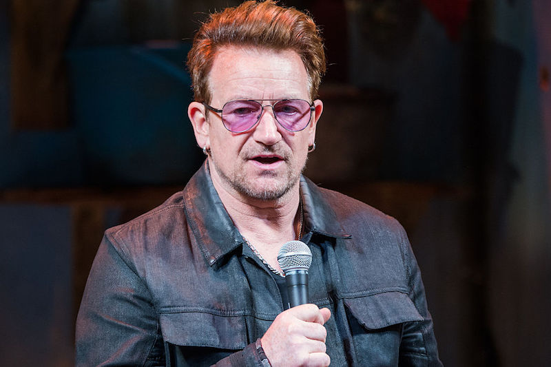 "U2 se pone romántico en su nueva canción ""You're The Best Thing About Me"""