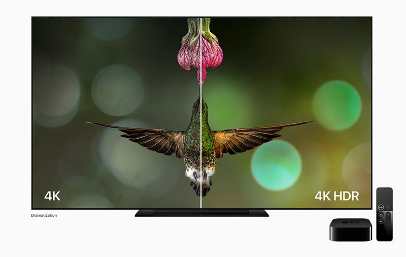 Apple TV HDR 4K