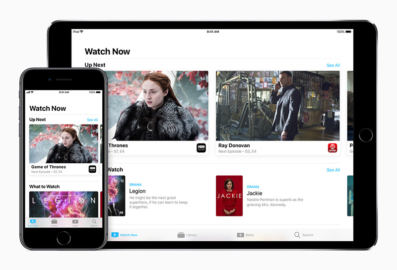 Apple TV iPhone