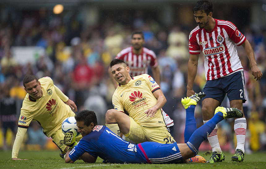 América vs Chivas: Recuento de Clásicos 'disparejos' con un final inesperado