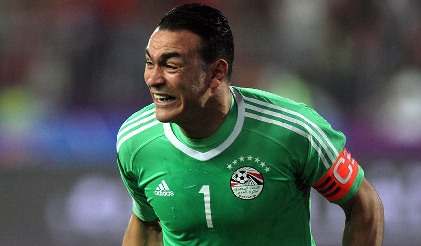 Saluden al abuelo de los abuelos en Copas del Mundo: Essam El-Hadary