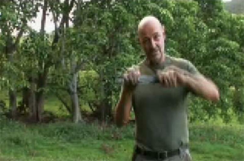 Apple TV John Locke LOST