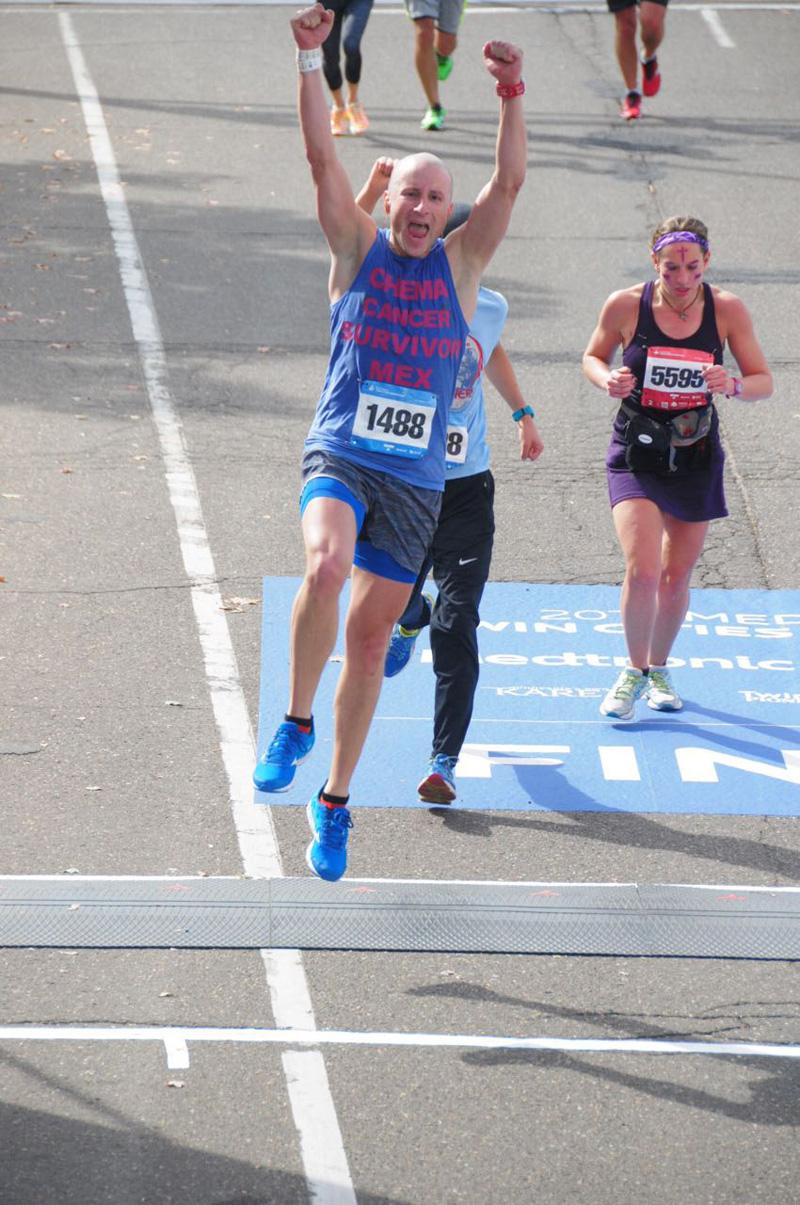 Josemaria Bolio Cancer de Mama Maraton