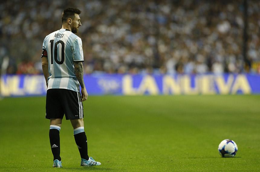 Messi: A unos pasos de volverse humano