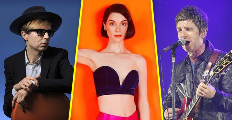 Desde Noel Gallagher hasta St. Vincent: Acá los 10 mejores estrenos de la semana
