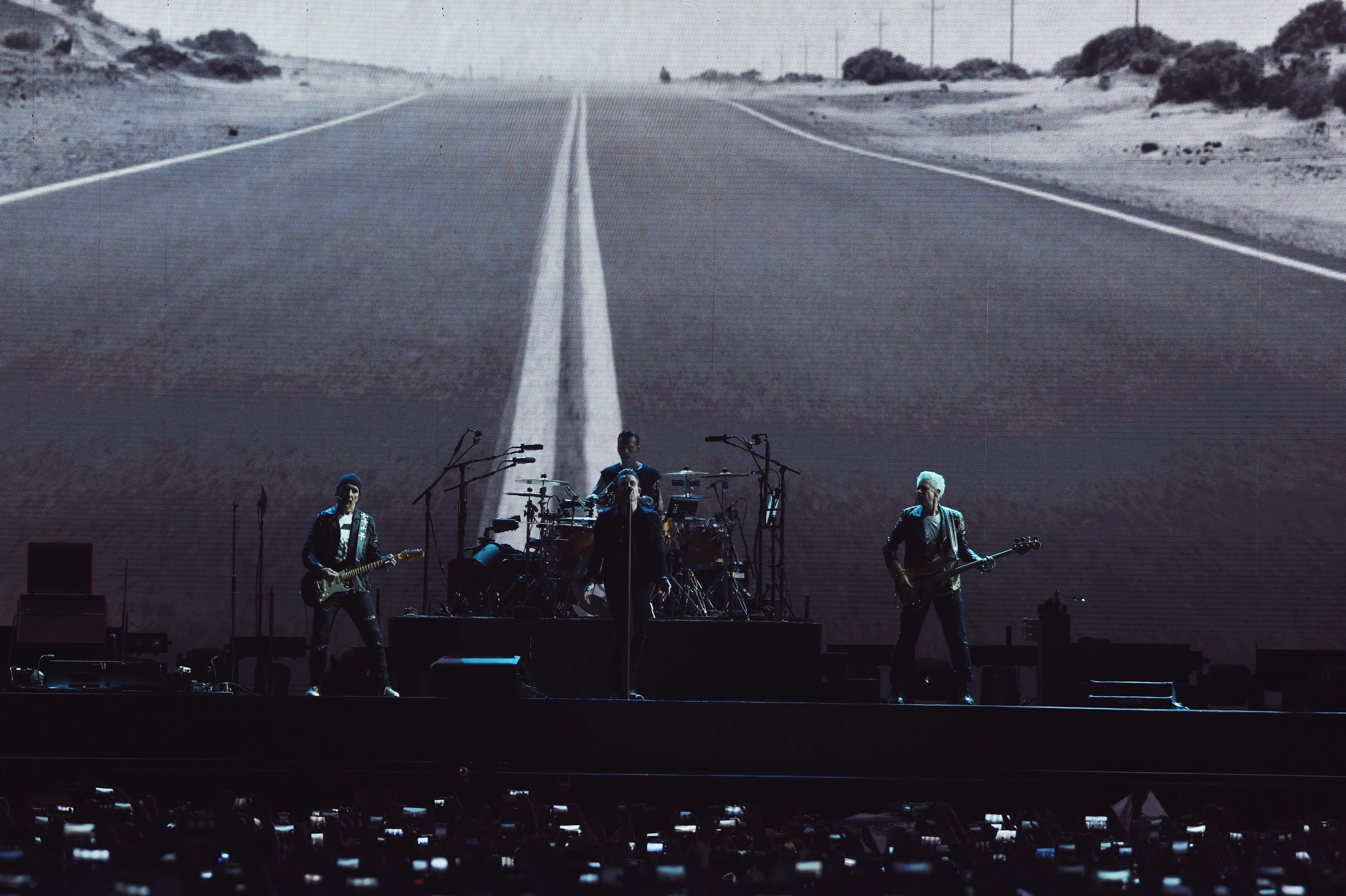 U2 Foro Sol