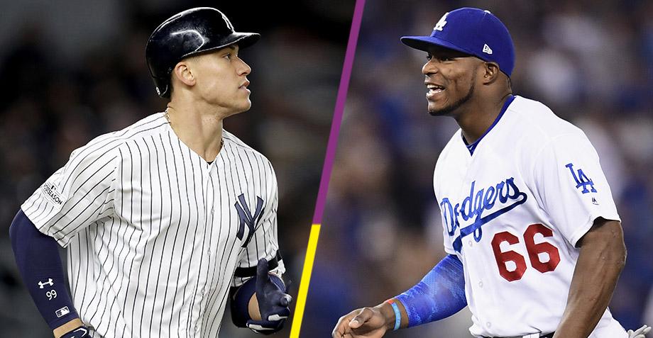 Yankees contra Dodgers: La Serie Mundial que muchos queremos