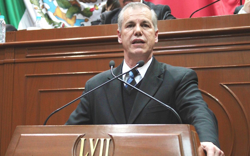 Apolinar Casillas, diputado del PAN