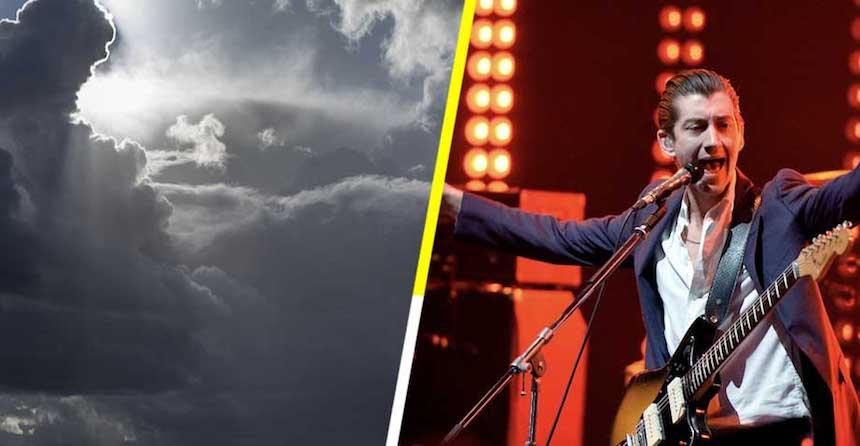 Una tormenta golpeará Reino Unido y los fans de Arctic Monkeys enloquecen