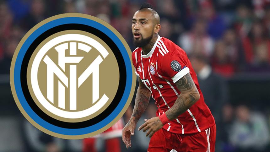 Arturo Vidal suena para llegar en enero al Inter de Milan