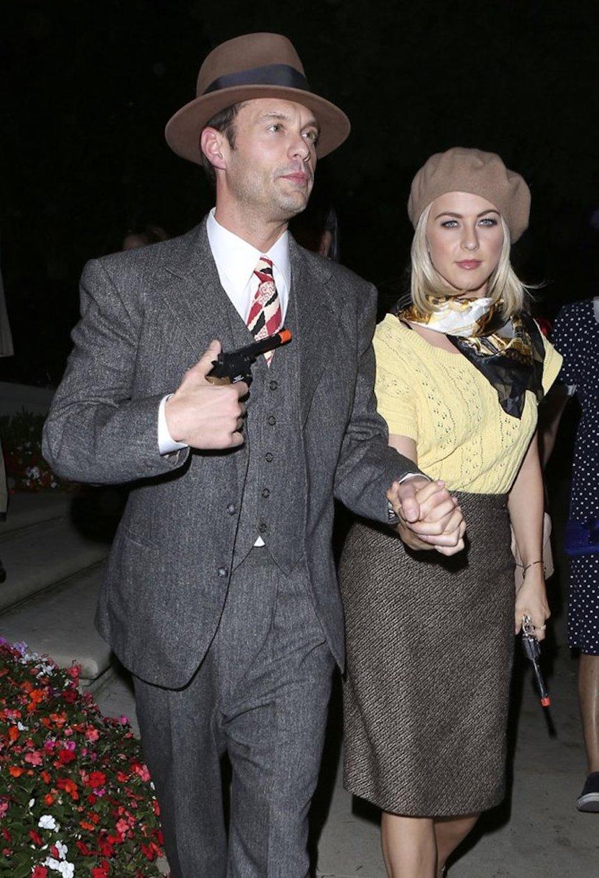 Disfraces para parejas de Halloween - Bonnie y Clyde