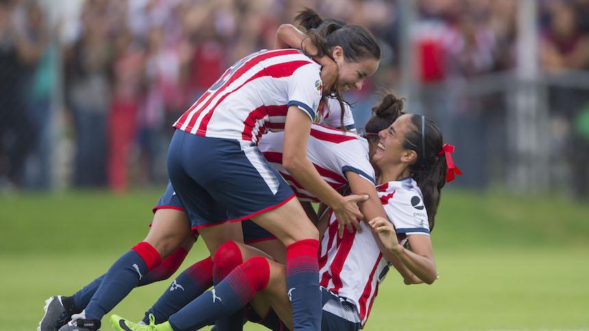 Seis equipos de la Liga MX Femenil serán transmitidos por tv de paga
