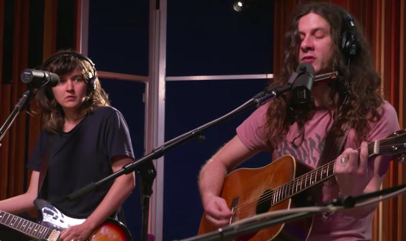 Courtney Barnett y Kurt Vile presumen sus nuevas canciones en vivo