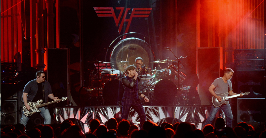 5 cosas que hacen a David Lee Roth un verdadero 'frontman'