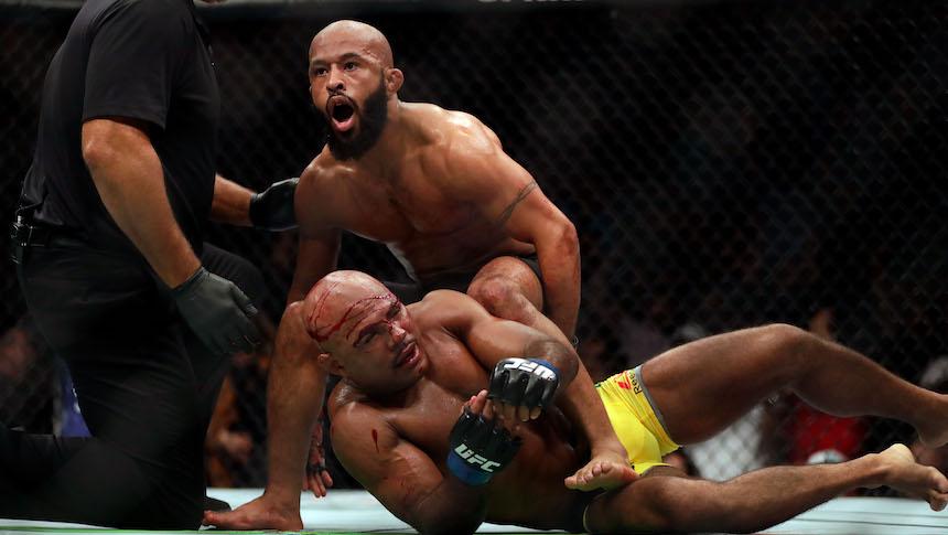 Demetrious Johnson ¿El mejor de todos los tiempos en la UFC?