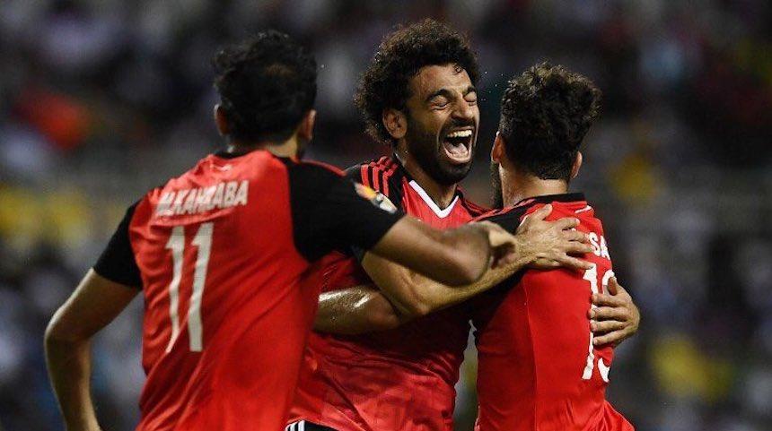 Tras 28 años de ausencia Egipto regresa al Mundial con gol agónico