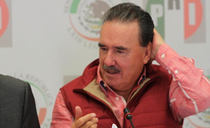 Emilio Gambo Patrón, senador del PRI