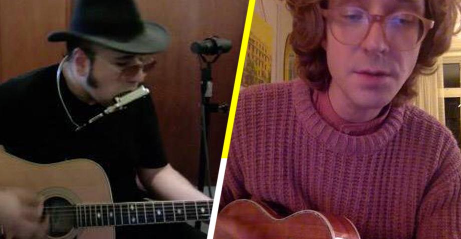 Erlend Øye y Luis Fara, de Quiero Club, rinden tributo a Tom Petty