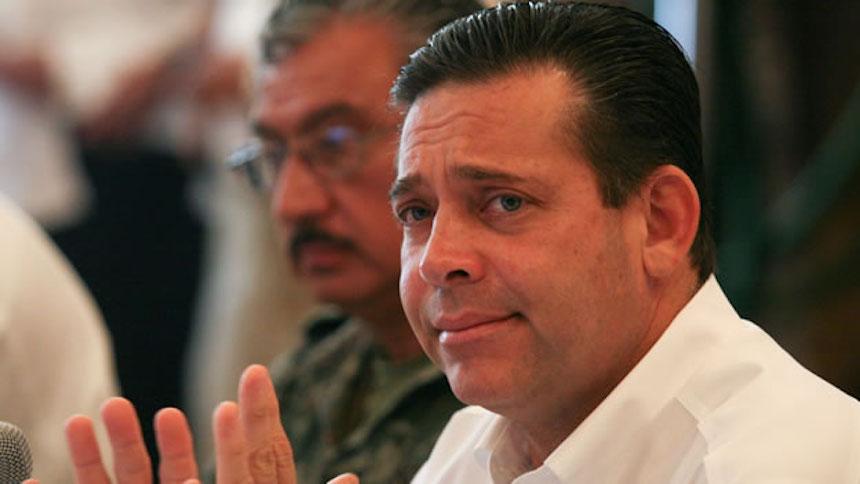 Eugenio Hernández Flores, exgobernador de Tamaulipas