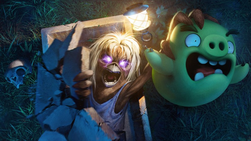 ¡Iron Maiden llegará a Angry Birds este Halloween!