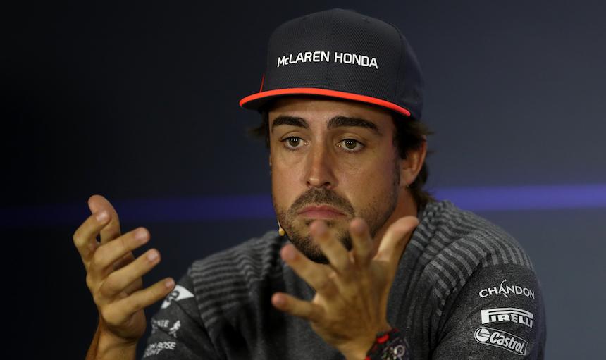 Tendremos un año más de Fernando Alonso, pero con McLaren…