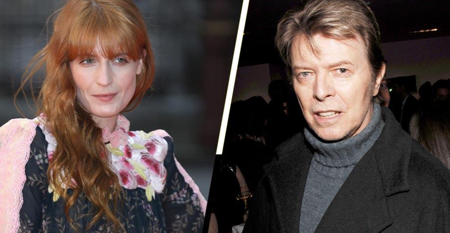 La BBC lanza un especial de 'Heroes', de Bowie, dirigido por Florence Welch