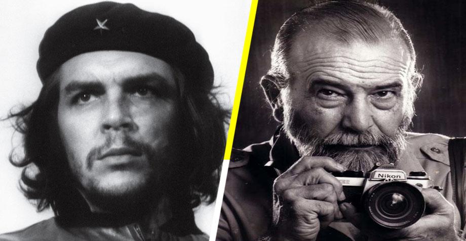 """Alberto Díaz """"Korda"""" y su fotografía de Ernesto """"Che"""" Guevara"""