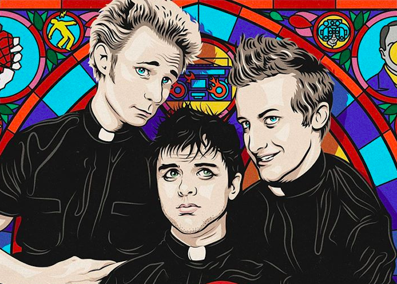 Green Day anuncia 'God's Favourite Band', su primer álbum de hits