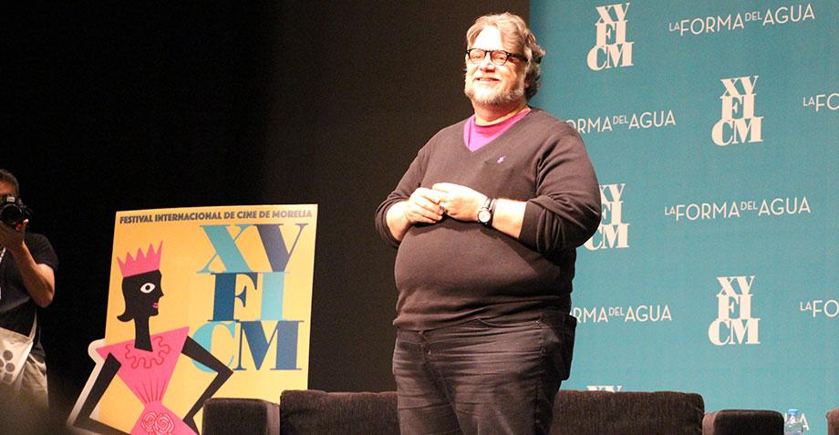 Guillermo del Toro FICM
