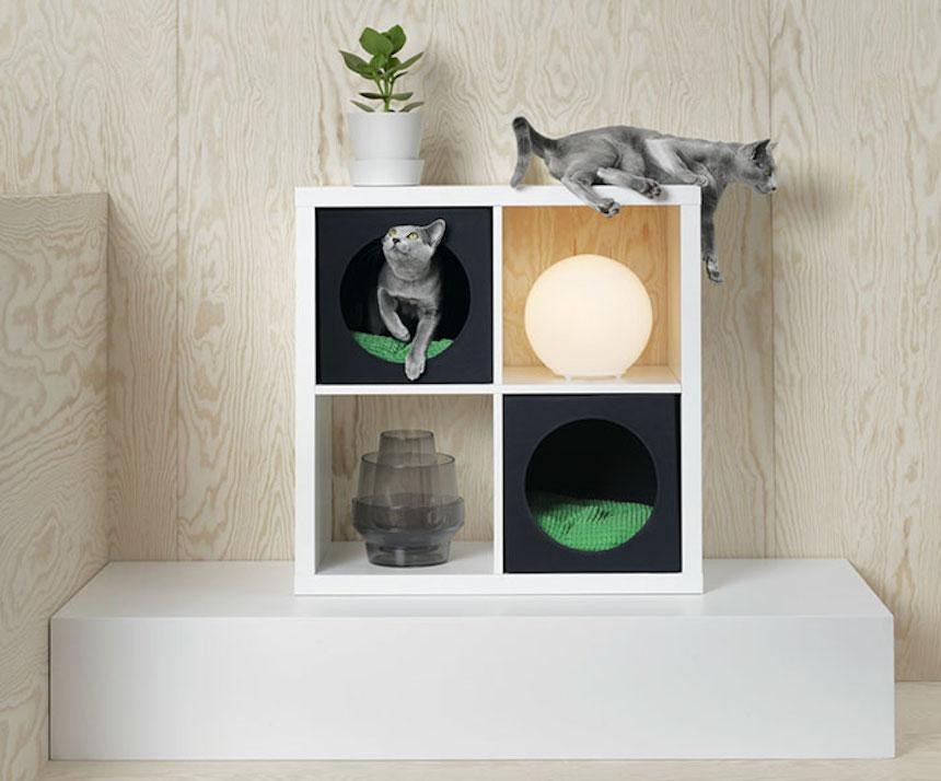 IKEA - Mueble para gato