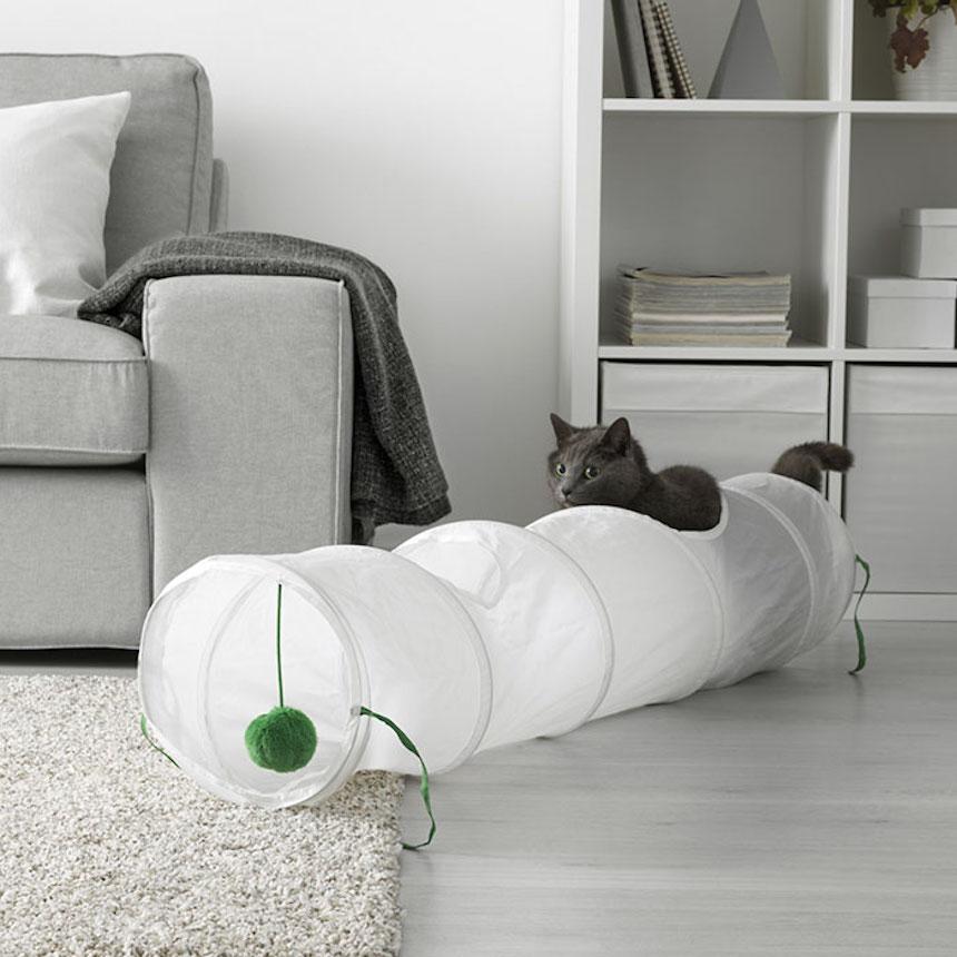 IKEA - Tunel para el gato