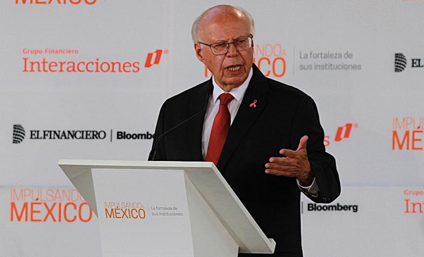 José Narro Robles, exrector de la UNAM