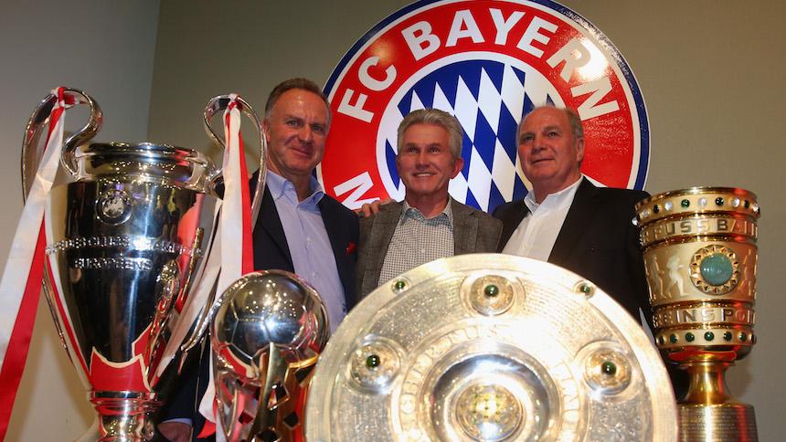Oficial: Jupp Heynckes está de vuelta con el Bayern Múnich