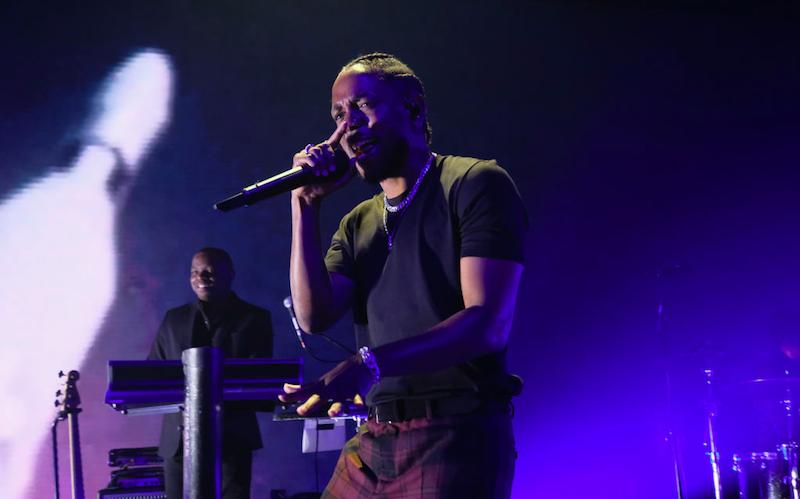 Kendrick Lamar lanzará unos tenis inspirados en 'DAMN.'