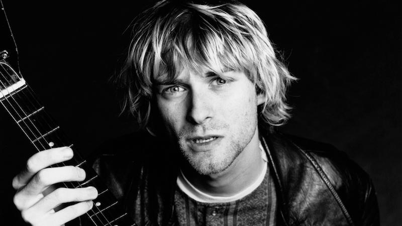 La tarjeta de Blockbuster y otros objetos raros de Kurt Cobain en subasta